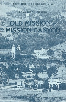 Mission Canyon History