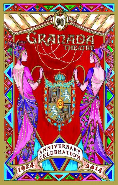 Granada Poster 9th Anniversary